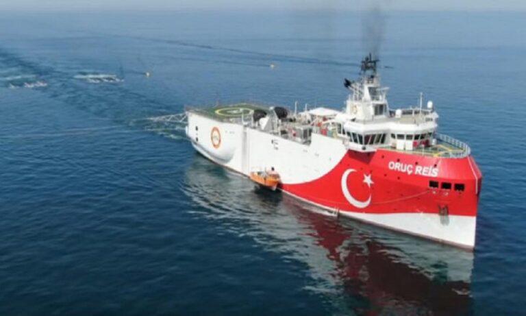 Oruc Reis: Ψάχνει τη «ρεβάνς» το τουρκικό ναυτικό για το «στραπάτσο» του «Kemal Reis»