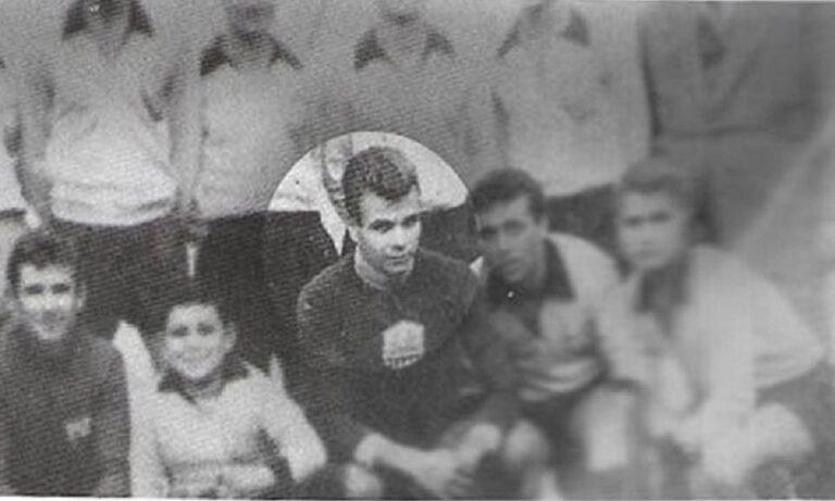 Γιάννης Πουλόπουλος: Όταν έπαιζε τερματοφύλακας…