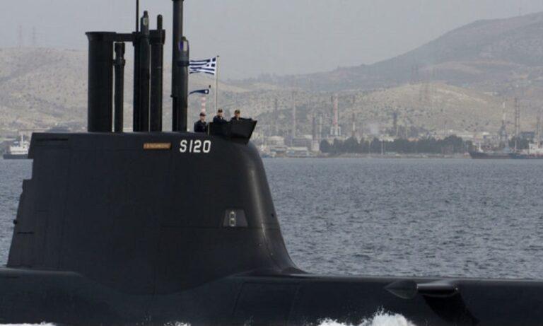 Οruc Reis: Πόσο χρόνο μπορούν να μείνουν κάτω από το νερό τα ελληνικά υποβρύχια;