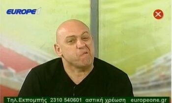 Ραπτόπουλος: «Για το πέναλτι δεν φταίει ο Αλέν - Χλεχλέδες όσοι τα ρίχνουν στον πιτσιρικά»