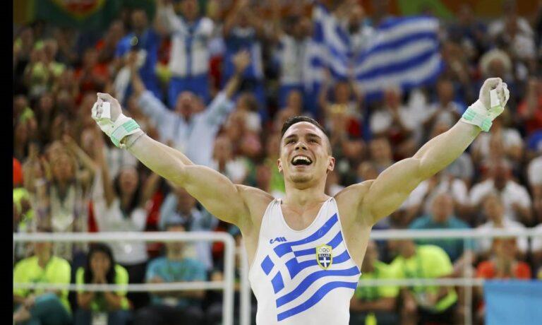Ρίο 2016: Όταν ο Λευτέρης Πετρούνιας δόξαζε την Ελλάδα! (vid)
