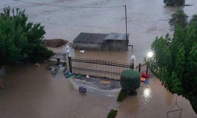 Εύβοια: Που έχει διακοπεί η κυκλοφορία μετά τις καταστροφικές πλημμύρες