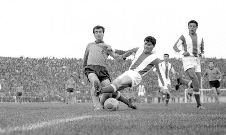 1959: Σαν σήμερα το ελληνικό ποδόσφαιρο άλλαξε σελίδα!