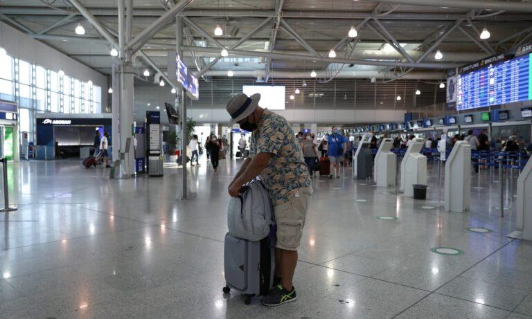 Παράταση αναστολής πτήσεων – Αναλυτικά οι χώρες