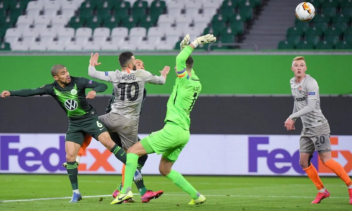 Σαχτάρ Ντόνετσκ – Βόλφσμπουργκ (3-0 ΤΕΛΙΚΟ)