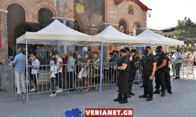 Δεκαπενταύγουστος: Με μάσκες και αριθμημένες κάρτες το προσκύνημα στην Παναγία Σουμελά