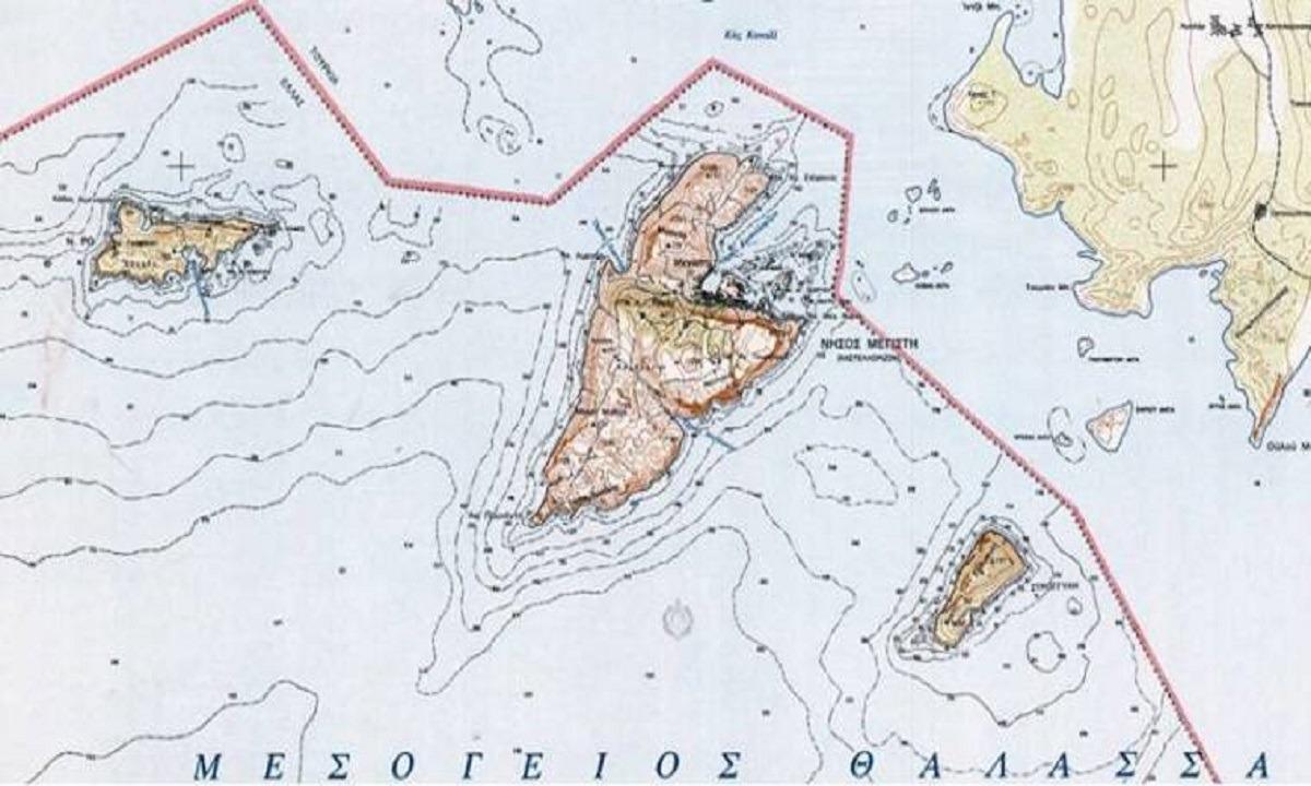 Oruc Reis: Το μικροσκοπικό νησί που κάνει τη μεγάλη ζημιά στην Τουρκία και δεν είναι το Καστελόριζο