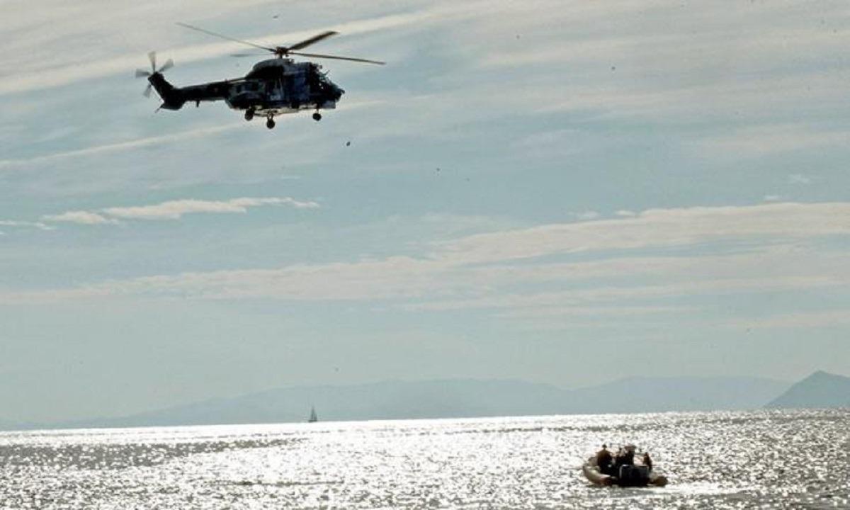 Χάλκη: Σοκαριστικό δεδομένο – Επί 10 λεπτά οι Τούρκοι έριχναν λέιζερ στα μάτια του Έλληνα πιλότου του Super Puma