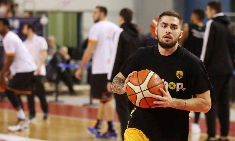 ΑΕΚ: Δανεικός ο Τολιόπουλος στον Ιωνικό (pic)
