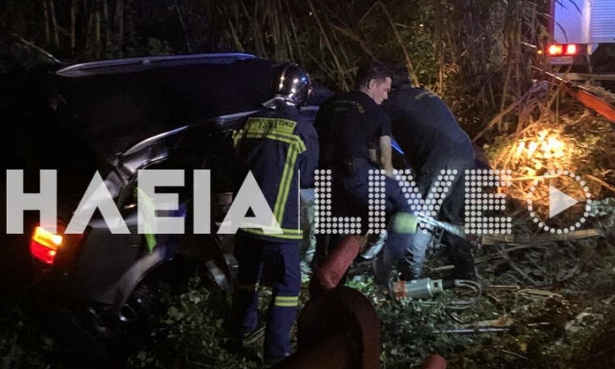 Αμαλιάδα: Τραγικός θάνατος για Γάλλους τουρίστες – Πνίγηκαν σε αρδευτικό κανάλι
