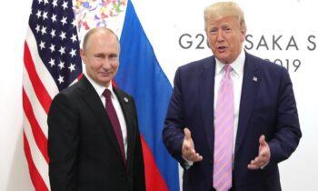 Εμβόλιο για τον κορoνοϊό: «Πόλεμος» Τραμπ-Πούτιν μετά το Sputnik V