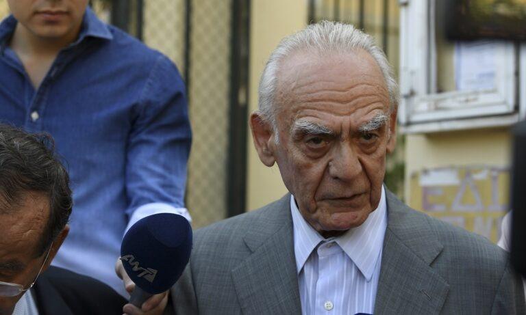 Άκης Τσοχατζόπουλος: Σε κρίσιμη κατάσταση στο Σισμανόγλειο