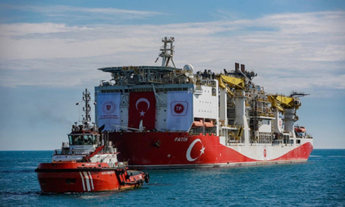 Ρώσος ειδικός: Μούφα η ανακοίνωση Ερντογάν – Δεν υπάρχει τίποτα μεγάλο σε κοίτασμα στην Μαύρη Θάλασσα