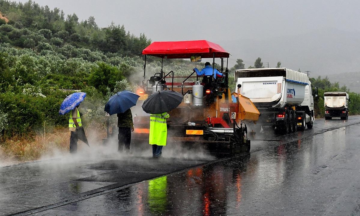 Καιρός (26/8): Βροχές και μεμονωμένες καταιγίδες σε όλη τη χώρα