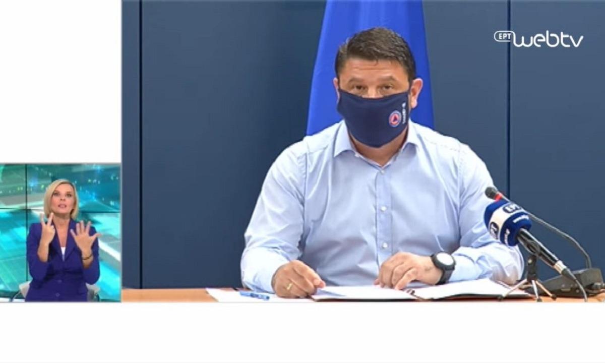 Κορονοϊός: Αυτά είναι τα νέα μέτρα που ανακοινώνει ο Χαρδαλιάς. Κορονοϊός: Η έξαρση των κρουσμάτων κορονοϊού στη χώρα μας έχει...