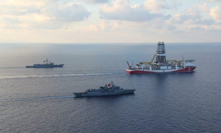 Oruc Reis: Ανακοινώσεις από το γεωτρύπανο Yavuz για κοίτασμα κοντά στην Κύπρο
