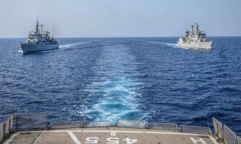 Ελληνοτουρκικά-Έκτακτο: Αποσύρουν τους στόλους τους Ελλάδα-Τουρκία!