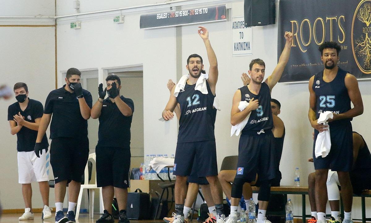 Κολοσσός- Basket League 2020-2021