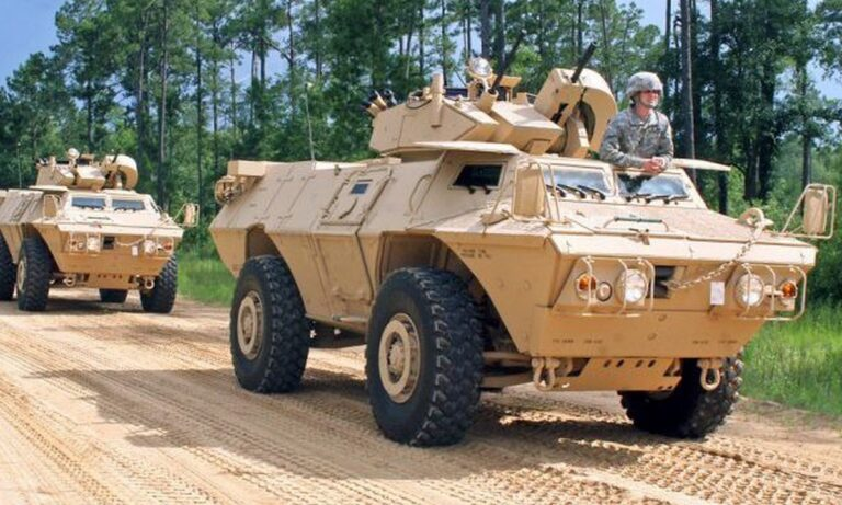 Στρατός: Περιμένει το «πράσινο φως» για τα αμερικανικά Μ1117