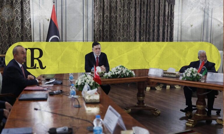 Τουρκία: Κλέφτη έβγαλε η κεντρική τράπεζα της Λιβύης τον Ερντογάν