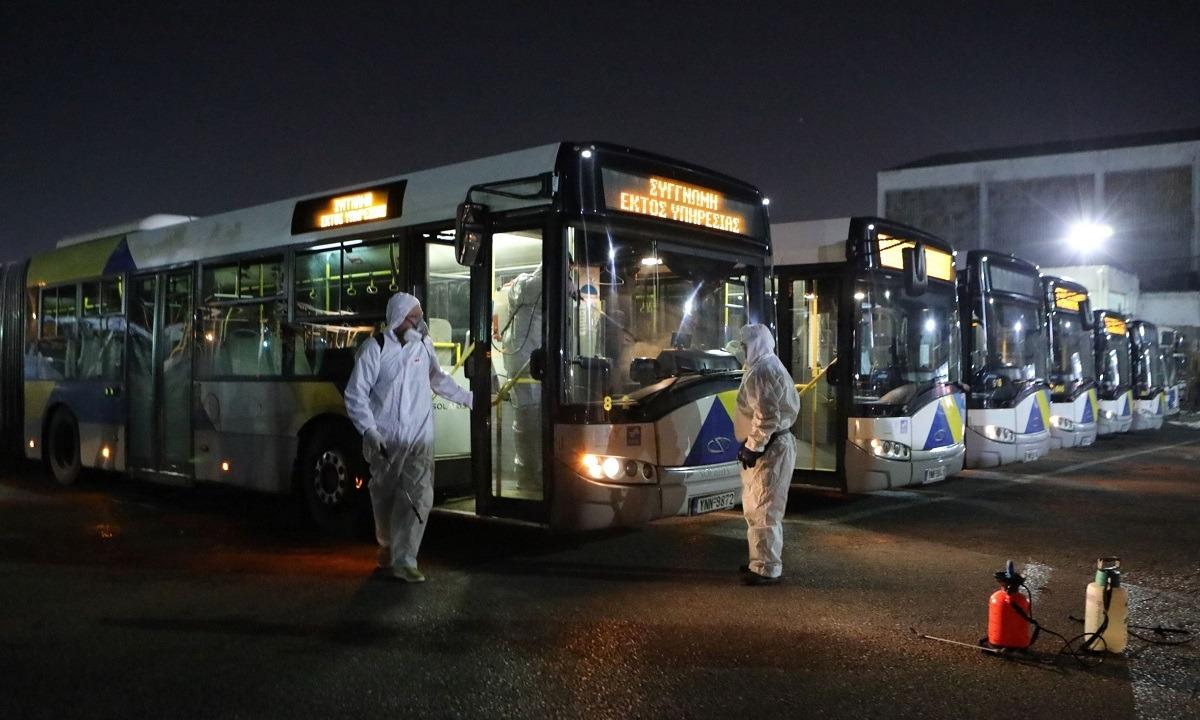 ΜΜΜ: Πότε θα παραδοθούν τα νέα λεωφορεία στην Αθήνα – Το χρονοδιάγραμμα