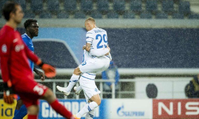 Champions League: Προβάδισμα για Ντιναμό Κιέβου – Ματσάρα ανάμεσα σε Μόλντε-Φερεντσβάρος (vids)