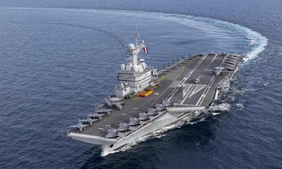Ρωσία: Αλλάζει τις ισορροπίες το Σαρλ Ντε Γκωλ – Συνεργασία Μόσχας – Παρισιού;. Ρωσία: Αλλάζει τις ισορροπίες στην Ανατολική Μεσόγειο με την αποστολή...