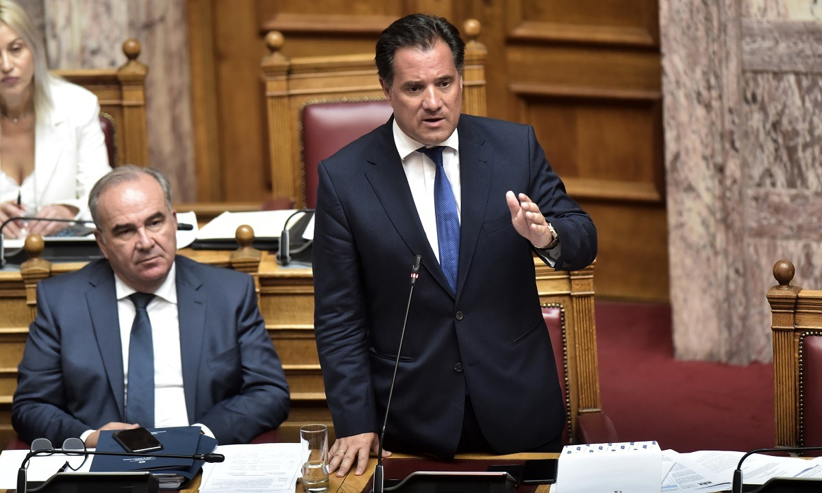 Άδωνις Γεωργιάδης: Σε καραντίνα μαζί με τον Νίκο Παπαθανάση! (vids)