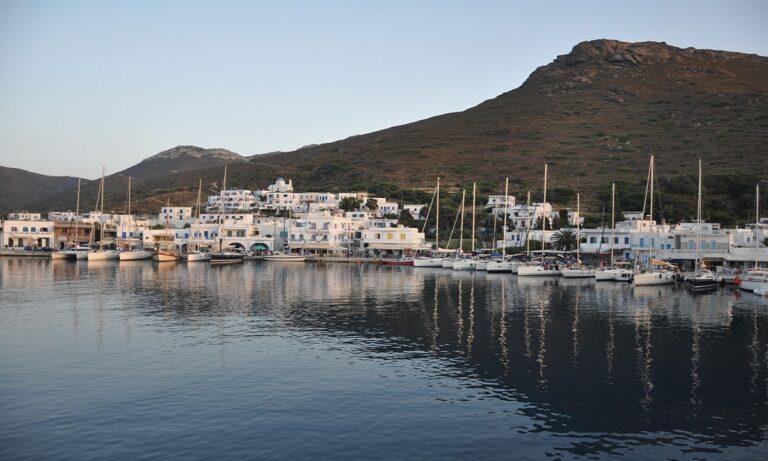 Aμοργός: Λύθηκε η παρεξήγηση με τον μαγαζάτορα και πλοίο του Πολεμικού Ναυτικού