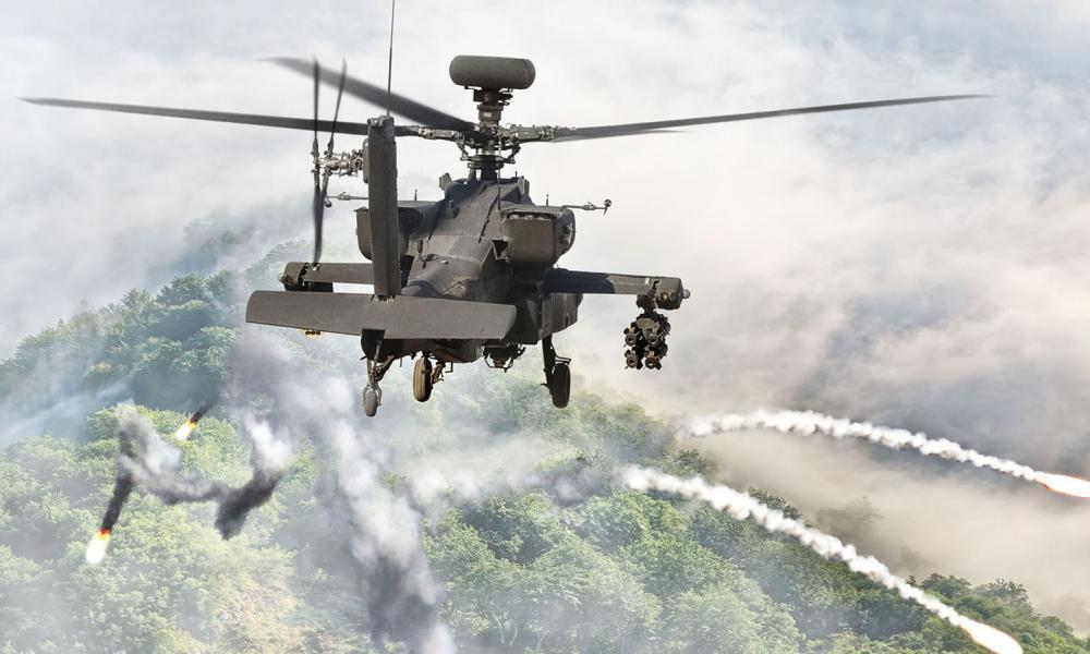 Εξοπλιστική ρελάνς: H Ελλάδα ενισχύει τα Apache με Spike NLOS. Σύμφωνα με αξιόπιστες πηγές, η Αθήνα διαπραγματεύεται με τους Ισραηλινούς...