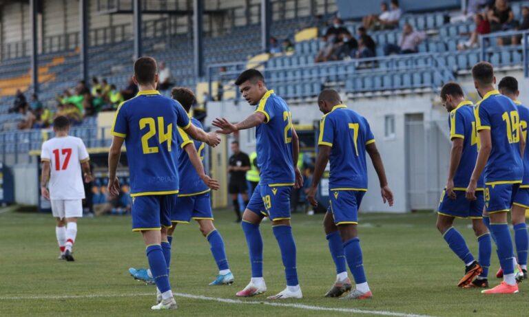Αστέρας Τρίπολης – Ολυμπιακός Βόλου 4-0: Άνετα