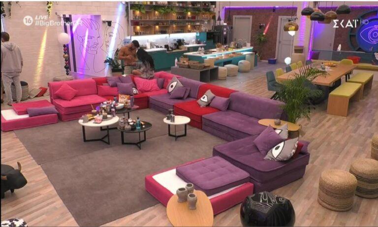 Big Brother: Σκάνδαλο με ροζ βίντεο παίκτριας (vid)
