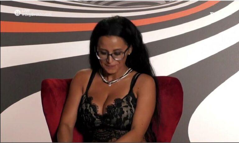 Big Brother: Η εξομολόγηση της Χριστίνας για το ροζ βίντεο (vid)