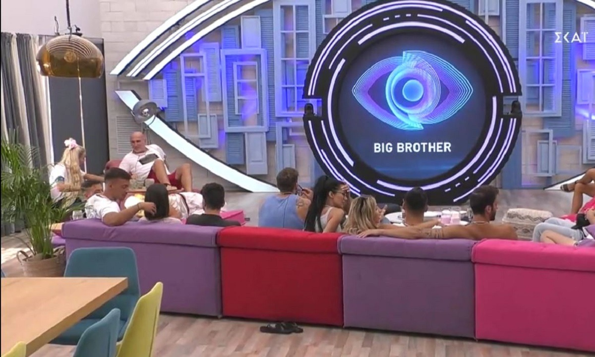 Big Brother: Η μεγάλη ανατροπή που θα γίνει απόψε
