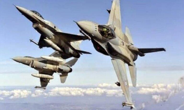Τουρκικά F 16: Αερομαχίες Ελλήνων και Τούρκων πάνω από Χίο και Οινούσσες