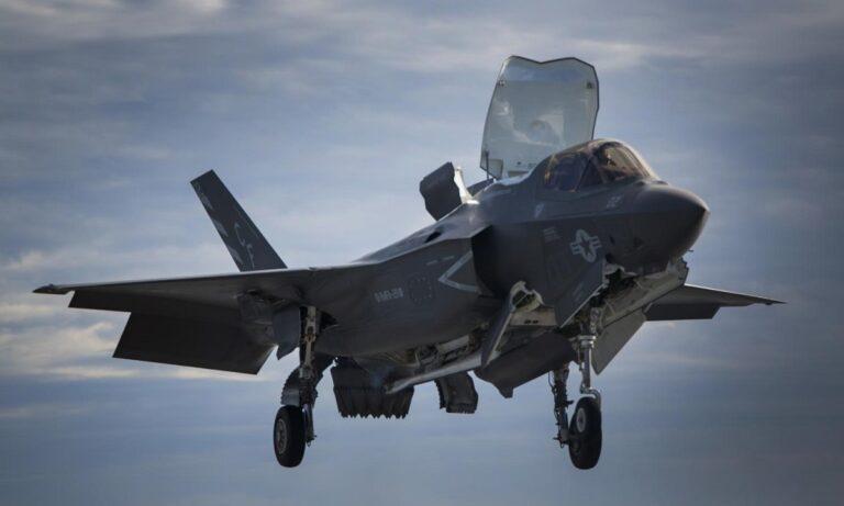 ΗΠΑ: Συντριβή F-35B – Ατζαμής ο χειριστής