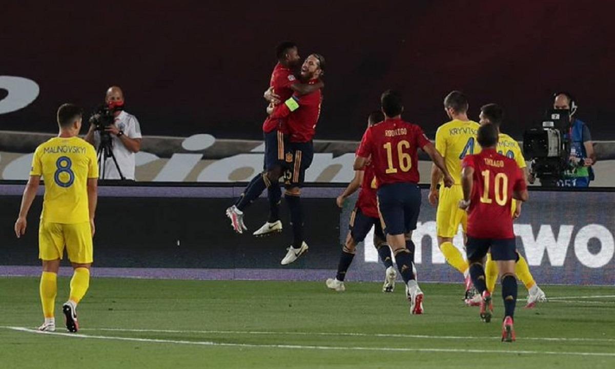 Nations League: Ντόρτια η Ισπανία, ακόμα χωρίς νίκη η Γερμανία