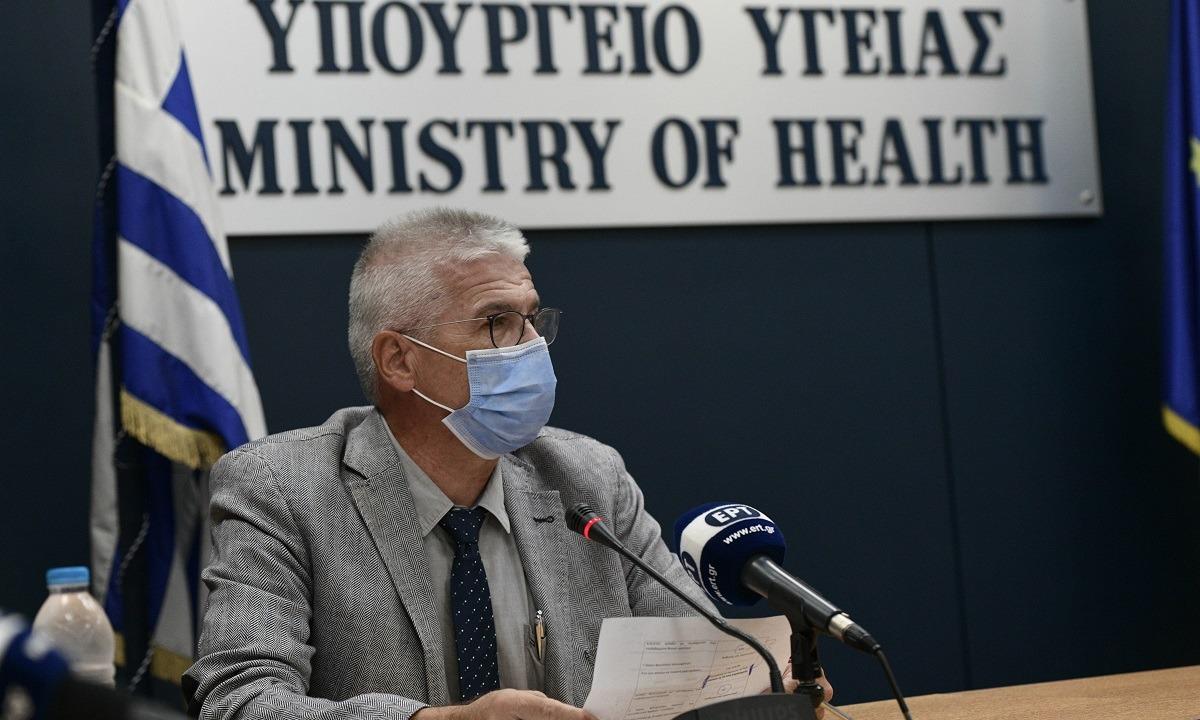 Γώγος: «Από τον Δεκέμβριο η παραλαβή δόσεων του εμβολίου για τον κορονοϊό» (vid)