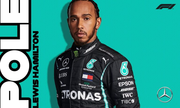 F1: Ρεκόρ πίστας και pole position για τον Χάμιλτον στην Μόντσα