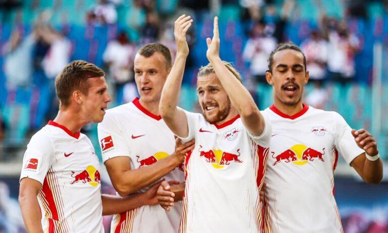 Bundesliga: Με φόρα η Λειψία (vid)