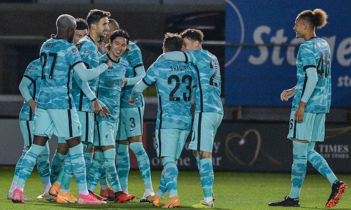 League Cup: Επτάρα η Λίβερπουλ στο ντεμπούτο του Τσιμίκα, πέρασε και η Σίτι