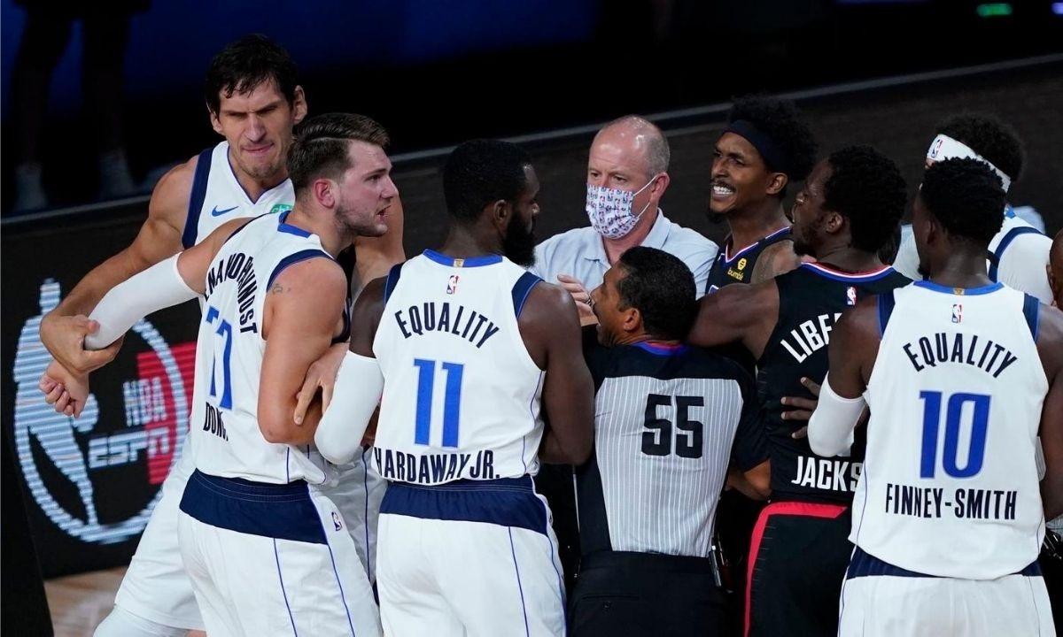 NBA: Πρόστιμο στους Μόρις και Ντόντσιτς