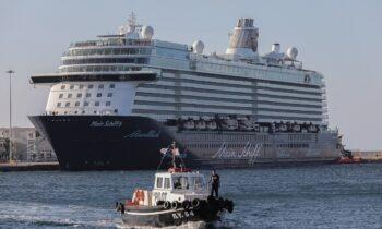 Κορονοϊός: Κι όμως δεν βρέθηκε κρούσμα στο κρουαζιερόπλοιο! (vid)