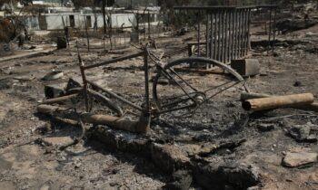 Μόρια: Έτσι την έκαψαν οι Αφγανοί! (vid)