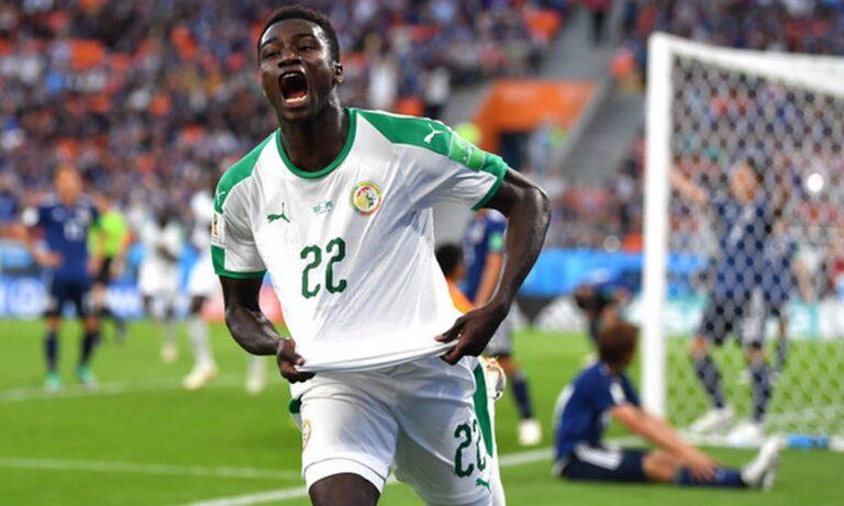 Μούσα Βαγκέ: Ο νεότερος Αφρικανός που σκόραρε σε Παγκόσμιο Κύπελλο! (vid)