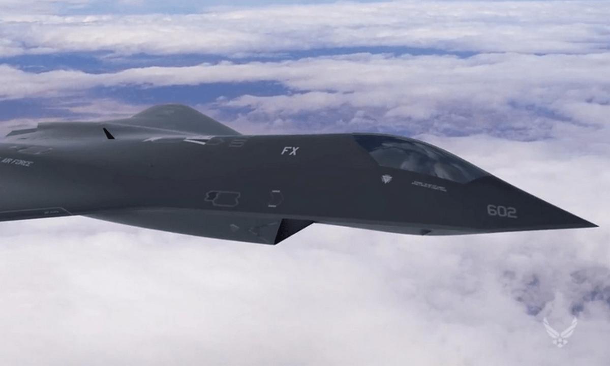 USAF: Επανάσταση στα μαχητικά – Τέλος οι αναβαθμίσεις, πέταξε αεροσκάφος 6ης γενιάς!