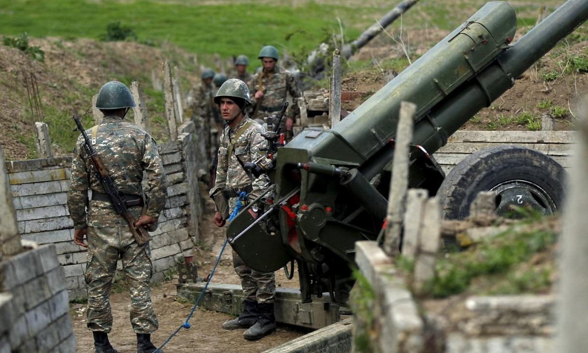 Ναγκόρνο-Καραμπάχ: Ένα βήμα από τον πόλεμο Αρμενία και Αζερμπαϊτζάν