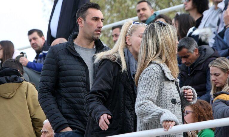 Στο πλευρό του Λιόλιου για την προεδρία της ΕΟΚ ο Δήμος Ντικούδης