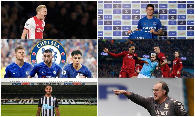 Premier League 2020/2021: Ο απόλυτος ποδοσφαιρικός χάρτης