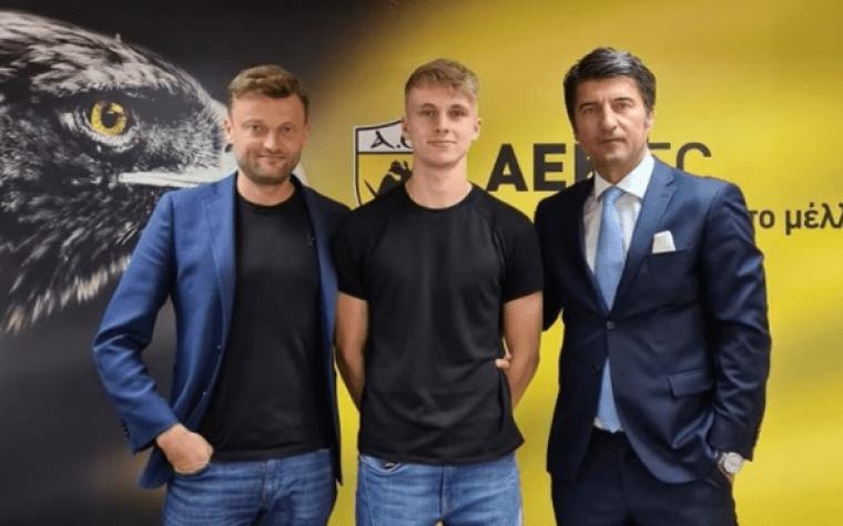 Ραντόνια: Υπέγραψε συμβόλαιο με την ΑΕΚ
